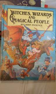 Big Book of Witches,Wizards &Magical People