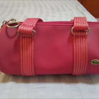 Still Available!!! Authentic Lacoste Bag