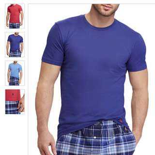 🇨🇦加拿大代購🇨🇦POLO RALPH LAUREN Three-Pack Classic Fit V-Neck T-Shirts 3件裝 (細碼)