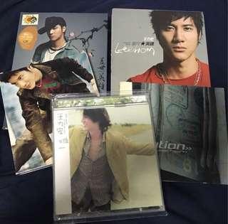 5張 王力宏 CD