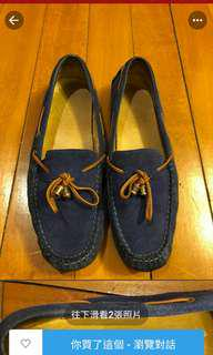 1991豆豆鞋,24.5至25可穿