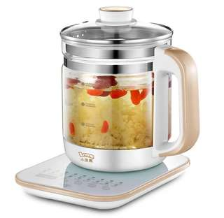 New - Health Pot Full Automatic multifunctional glass teapot boiling