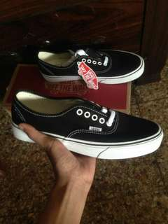 Vans Authentic Classic BW