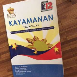 Grade 9 Kayamanan Ekonomiks