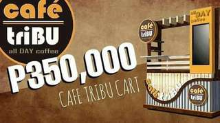 Cafe Tribu Foodcart Franchise
