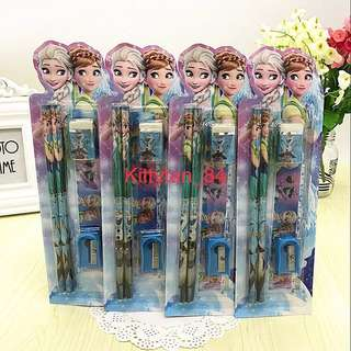 Goodie bag Stationery Set Frozen (Min 30 sets mixed