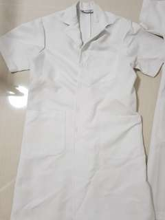 Lab Coat small size