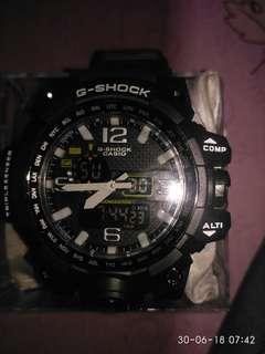 Jam tangan merk G SHOCK KW blm pernah di pake jual murah aja