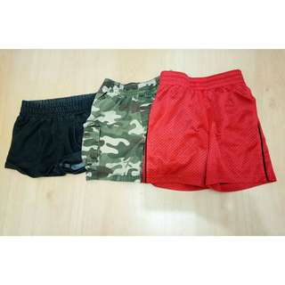 3Pcs Mix Short Pants
