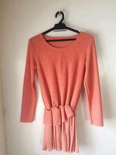 PRE-LOVED The Orange Dress