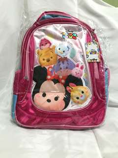 Disney Tsum Tsum 16inch backpack school bag