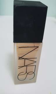 Nars Foundation all day luminous weightless foundation deauville