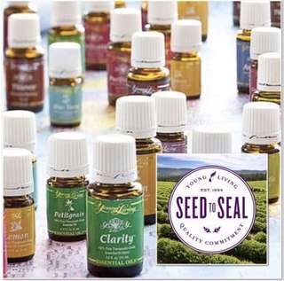 SALE Young Living Essential Oils