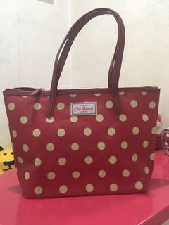 Authentic Cath Kidston Trim Tote Bag
