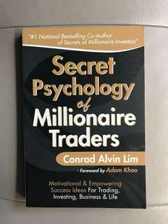 Secret Psychology of Millionaire Traders