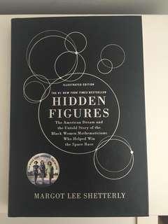 🚚 Hidden Figures - hardcover