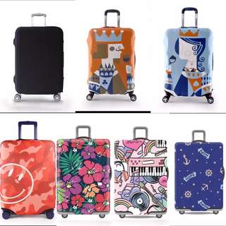 (需訂)行李保護套