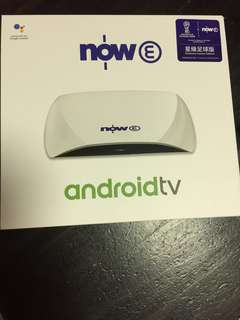 Now androidtv