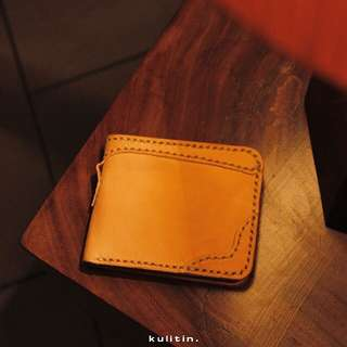larry bifold wallet