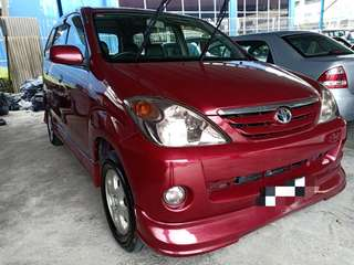 TOYOTA AVANZA 1.3 (A) THN 2005,CAR KING‼️