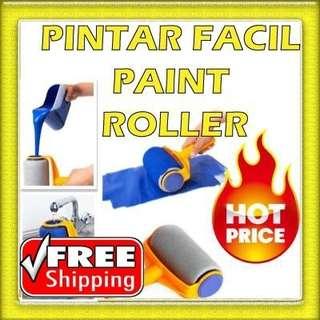 Smart paint roller
