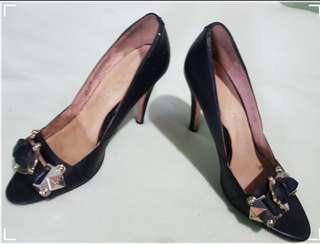 Original Aldo Peep Toe Heels - Pre-loved