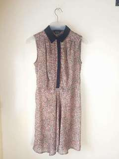 PRE-LOVED COLLARED DRESS