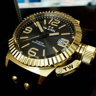 NEGOTIABLE ~Brand New TW Steel 45mm Watch TW565