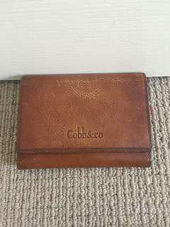 Cobb & co wallet