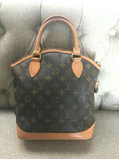 Authentic Louis Vuitton Lockit size PM