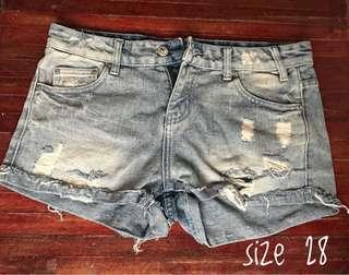 Pre-loved Denim Shorts