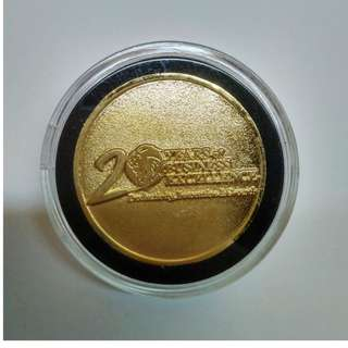 Collectible Coin