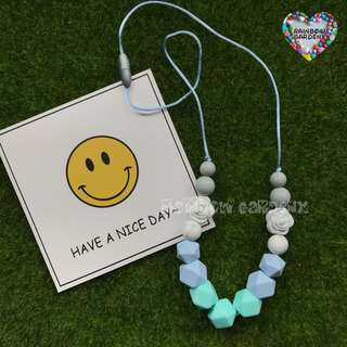 🚚 Beads Necklace / Teething Necklace
