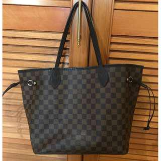 Authentic LV Neverfull