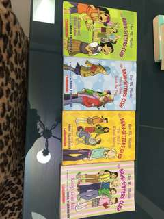 THE BABY-SITTERS CLUB BUNDLE!