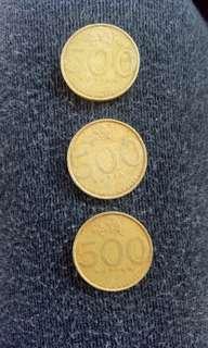 Koin 2000 2002-2003