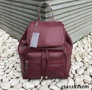 Original charles & keith backpack