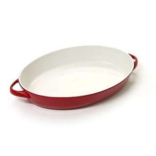 Nova Sienna Large Red Oval Baking dish  27cm
