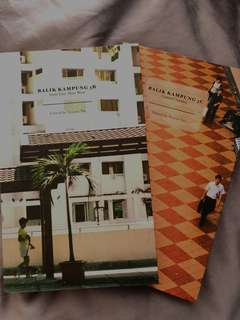 Bali Kampung 3B 3C Books Actually