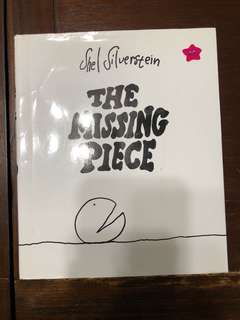 Hardcover the missing piece