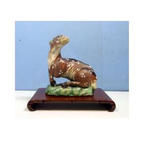 Antique Chinese porcelain mythological animal rarely seen age unknown used