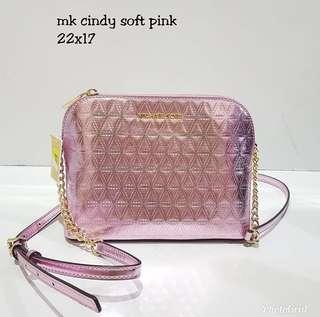 Michael Kors Cindy Soft Pink