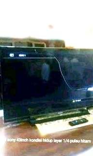 TV Sony LED di jual murah
