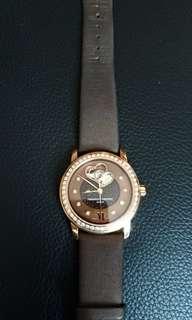 Frederique constant watch, mechanical automatic