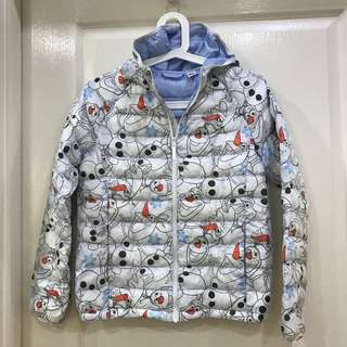 Winter Jacket Kids Uniqlo unisex