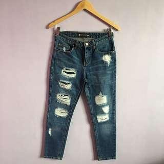 Penshoppe Boyfriend Jeans