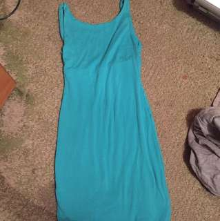 Kookai blue dress
