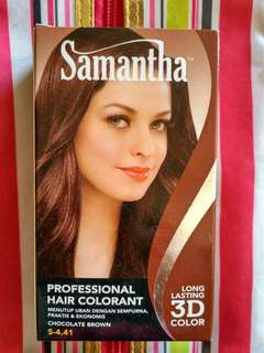 Samantha Proffesional Hair Colorant