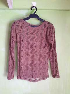 Assorted Tops at 50 each (Size: S to M)