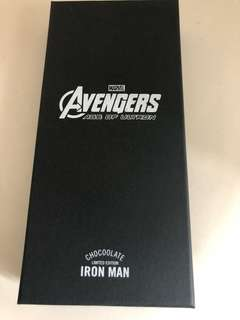Msrvel Avengers x Chocoolate Iron Man